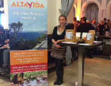 ALTAVIDA auf der Weinmesse 'Vinorell 2015′ in Hamburg