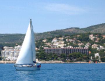 Eurowings auf Mallorca-Kurs