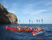 Mallorca Incentives kayaking PP