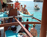 mallorca tagungen aktivitäten segelboot palmapix