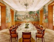 mallorca tagungen hotel castillo son vida salon anckermann