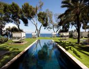 mallorca tagungen hotel melia de mar pool