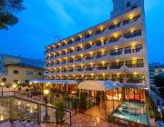 mallorca tagungen hotel tryp bosque nacht