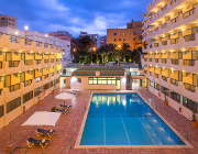 mallorca tagungen hotel tryp bosque pool