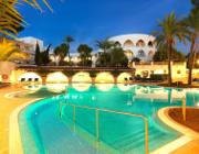 Teambuilding auf Mallorca schwimmen