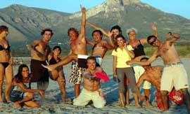 Teambuilding und Training auf Mallorca